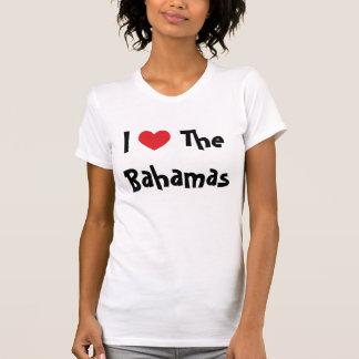 T-shirt J'aime les Bahamas