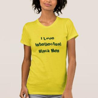 T-shirt J'aime les hommes de couleur intellectuels