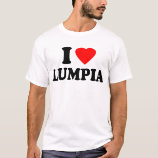 T-shirt J'aime Lumpia