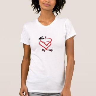 T-shirt J'aime ma cannette de fil
