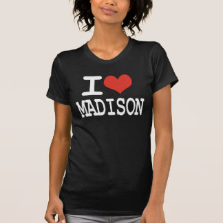 T-shirt J'aime Madison