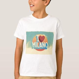 T-shirt J'aime Milan
