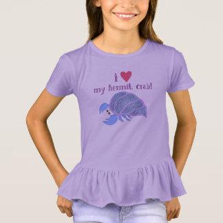 T-shirt J'aime mon bernard l'ermite