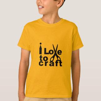 T-shirt J'aime ouvrer