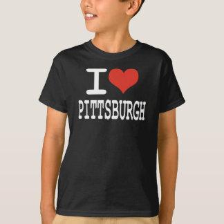 T-shirt J'aime Pittsburgh