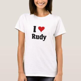 T-shirt J'aime Rudy
