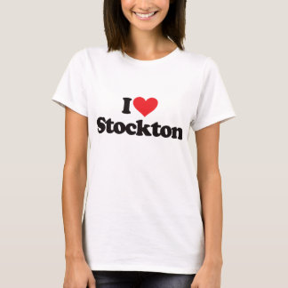 T-shirt J'aime Stockton