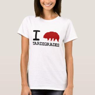 T-shirt J'aime Tardigrades