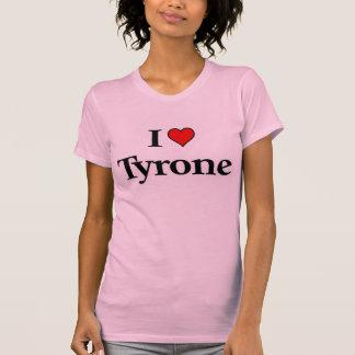 T-shirt J'aime Tyrone