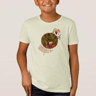 T-Shirt J'aime une mite de colibri