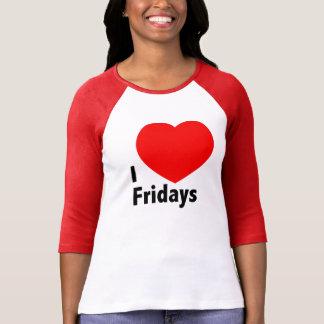T-shirt J'aime vendredi