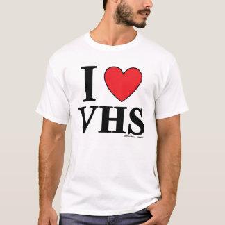 T-shirt J'aime VHS