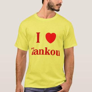 T-shirt J'aime Zankou ! - Customisé