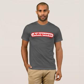 T-shirt Jalapeno chaud