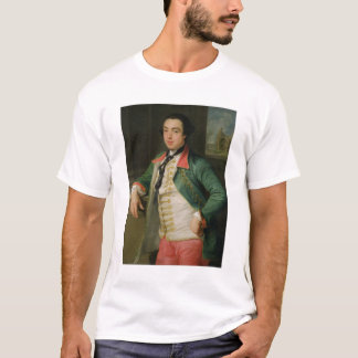 T-shirt James Caulfield (1728-99), 4ème vicomte Charlemont