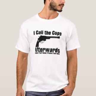 T-shirt J'appelle les cannettes de fil après