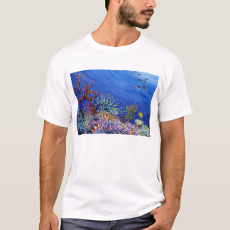 T-shirt Jardin de corail