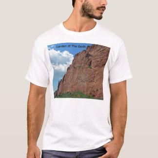 T-shirt Jardin des dieux