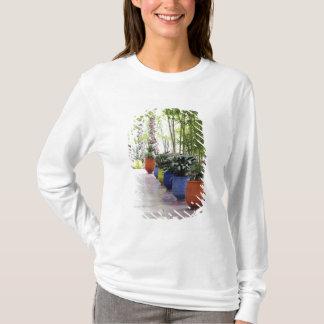 T-shirt Jardin Majorelle, jardin de Majorelle, maintenant