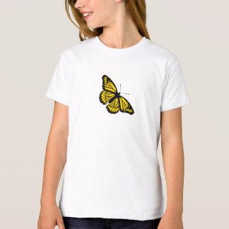 T-Shirt ~ JAUNE DE PAPILLON