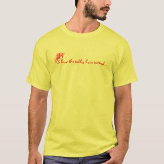 T-shirt JB, oh comment les tables ont tourné