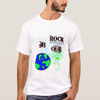T-shirt jbrockourworld