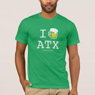 T-shirt Je bois Austin, TX