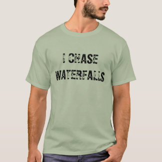 T-shirt JE CHASSE la chemise de CASCADES