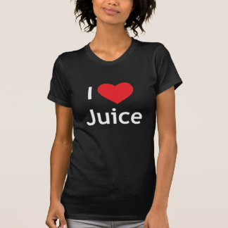 T-shirt je-coeur-jus