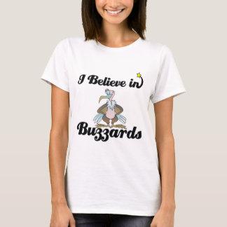 T-shirt je crois en buses