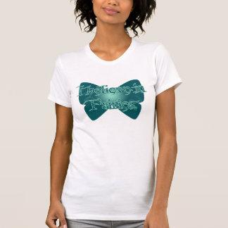 T-shirt Je crois en fées
