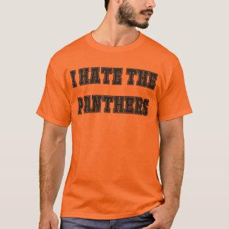 T-shirt Je déteste les panthères