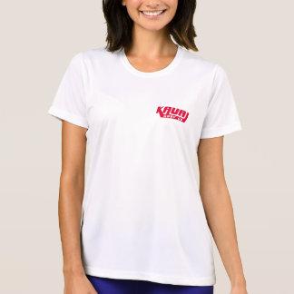 """T-shirt """"Je la chemise des femmes ai survécu de Kalalau à"""