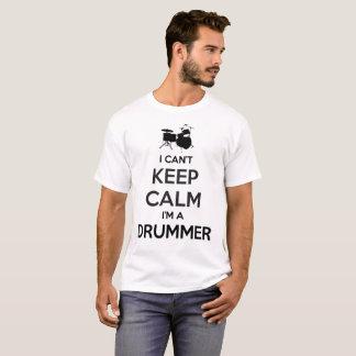 T-shirt Je ne peux pas garder le calme que je suis un