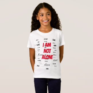 T-Shirt Je ne suis pas seul