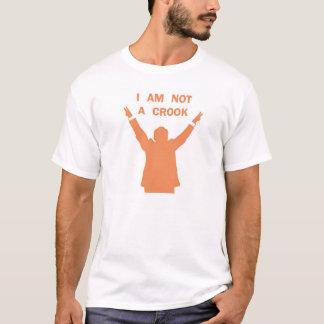 T-shirt Je ne suis pas un escroc