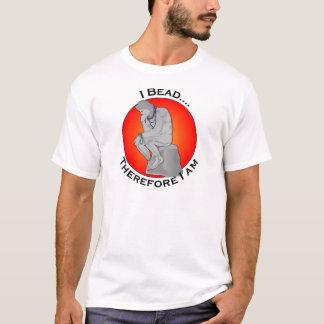 T-shirt Je perle