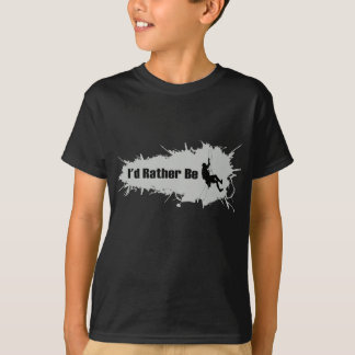 T-shirt Je serais plutôt l'alpinisme 1