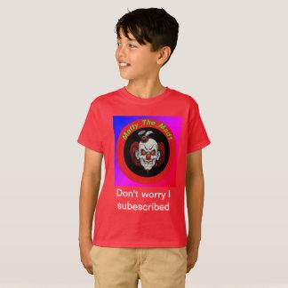 T-shirt Je subescribed le merch MTM1