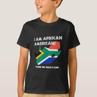 T-shirt Je suis Afro-américain