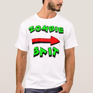 T-shirt Je suis avec l'amorce de zombi