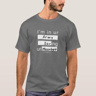 T-shirt Je suis dans l'armée d'Ur
