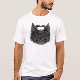 T-shirt Je suis dos barbu de Bringin