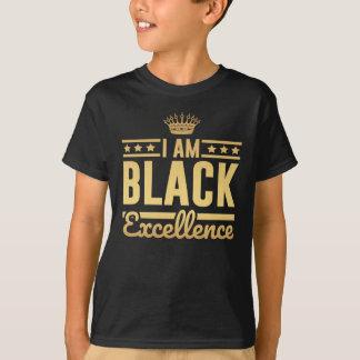 T-shirt Je suis excellence noire
