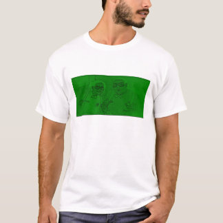 T-shirt Je suis Geeky