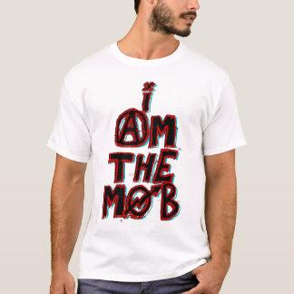 T-shirt Je suis la foule