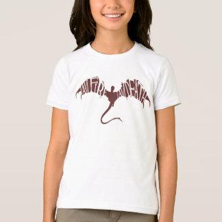 T-shirt Je suis le feu que je suis la mort - graphique