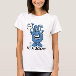 T-shirt Je suis les DAMES T D'UN CRÉTIN