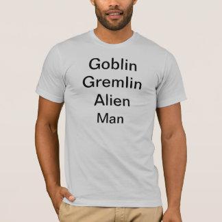 T-shirt Je suis monstre