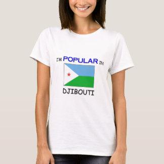 T-shirt Je suis populaire à DJIBOUTI